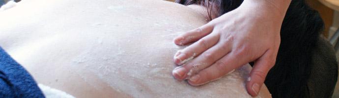service soins corporels